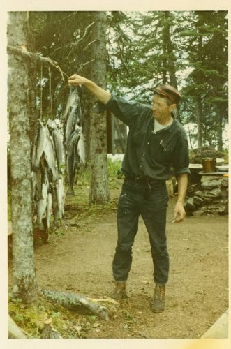 Silvertip Fishing 1967 -2