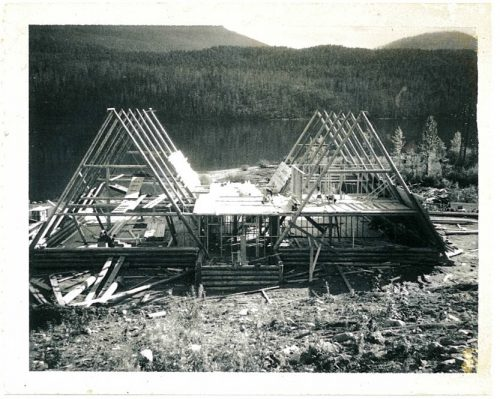 Silvertip lodge 1967