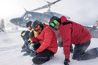 book heli skiing 2020